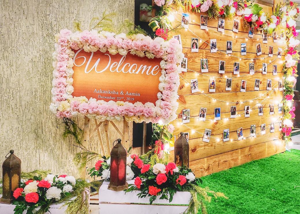 Welcome Photobooth