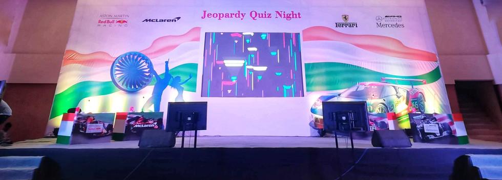 Meril live quiz night