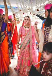Beautifull Bride Entry