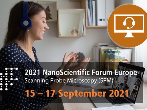 The Committee of the 4th NanoScientific Forum Europe, September 15-17, 2021 Announces that the Event