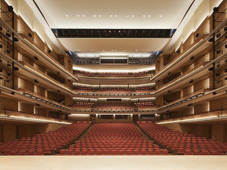 広島県内最新鋭の音楽・演劇の専用劇場
