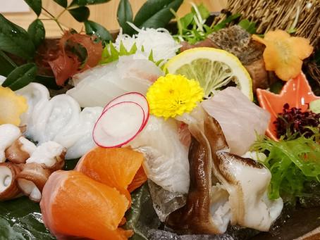 四季折々の素材とお酒…新鮮な魚で心を魅了します