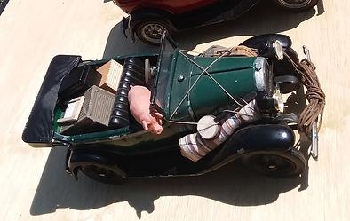 Hubley Roadster Pickup