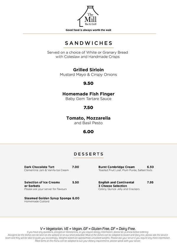 Mill Grill Lunch Menu (December 2020)_Re
