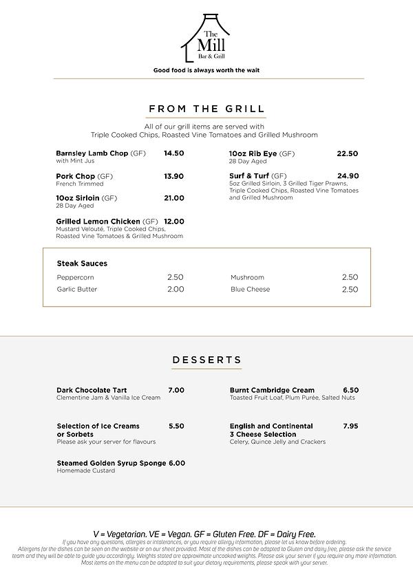 Mill Grill Dinner Menu (December 2020)_R