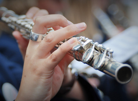 Scales, how to play them on the flute
