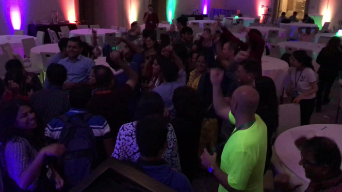Karaoke gone Bollywood