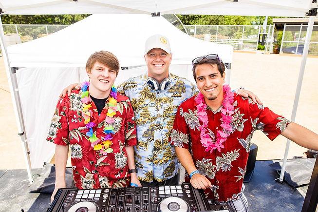 DJ Shawn, DJ Craig, DJ Yoshi