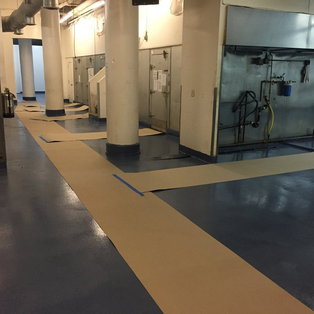 blue-commercial-epoxy-flooring-chicago 3