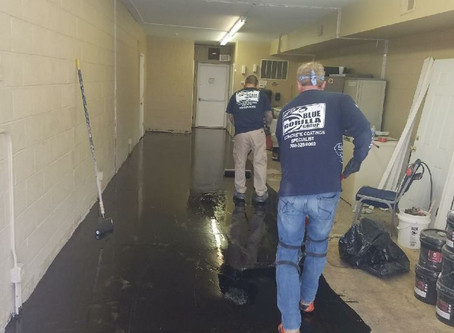 Things to know before you do it yourself epoxy flooring...