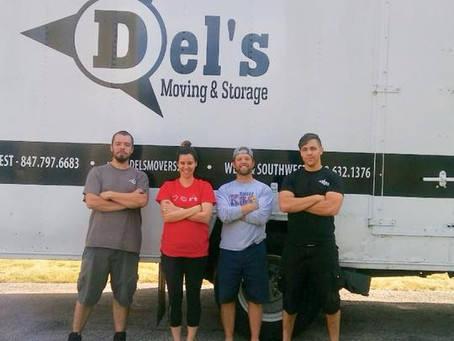 Reasons to hire Del's Moving and Storage for your next relocation