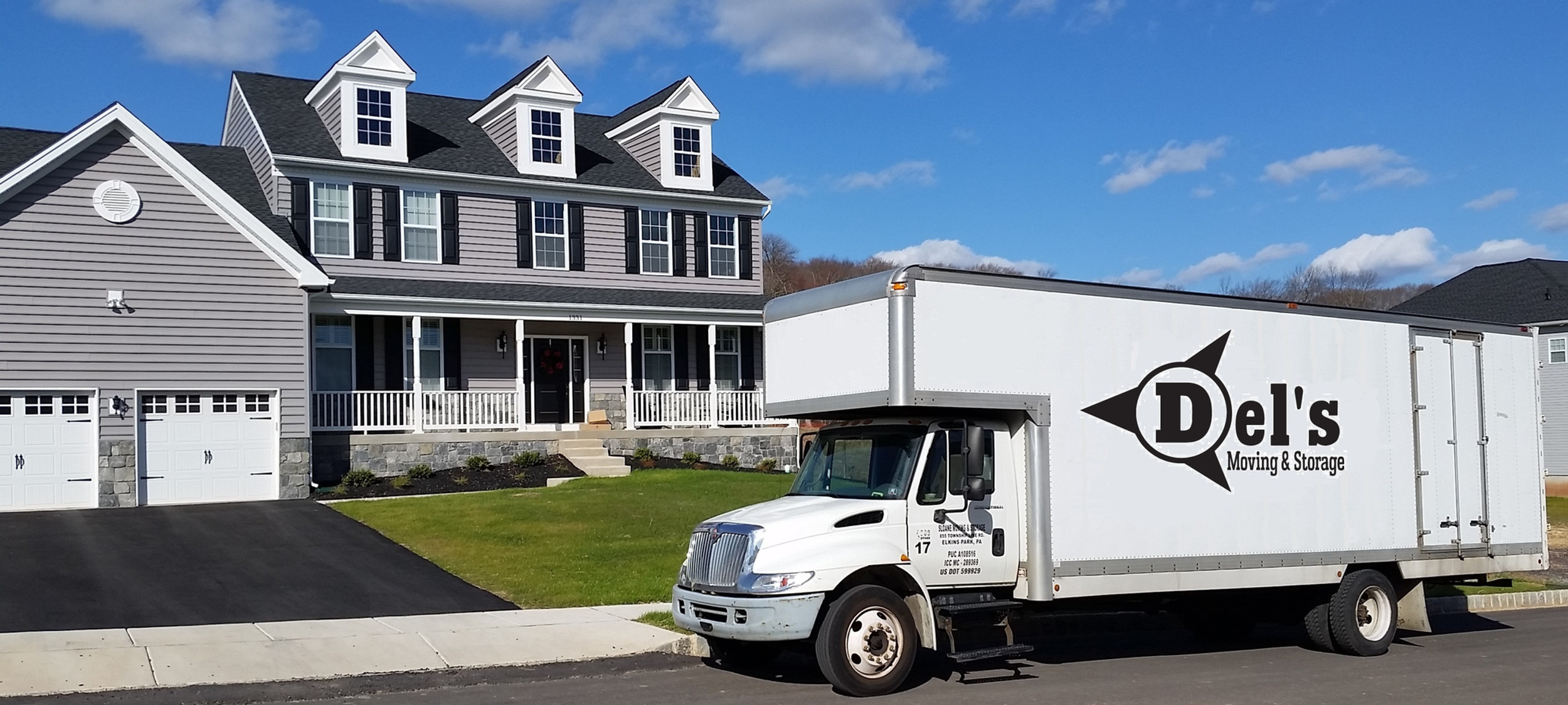 Movers | Moving Company | Del's Moving and Storage