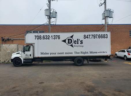 What Del's full service movers can do for you.