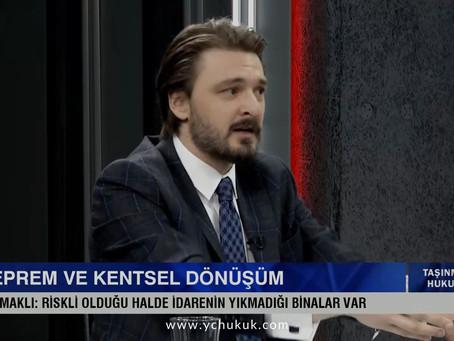 KRT TV - Taşınmaz Hukuku - 3. Bölüm