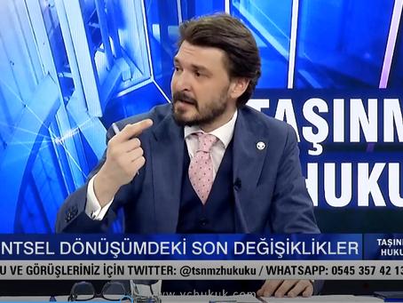 KRT TV - Taşınmaz Hukuku - Serkan Çakmaklı - 4. Bölüm