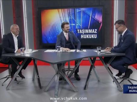 KRT TV - Taşınmaz Hukuku - Serkan Çakmaklı - 1. Bölüm