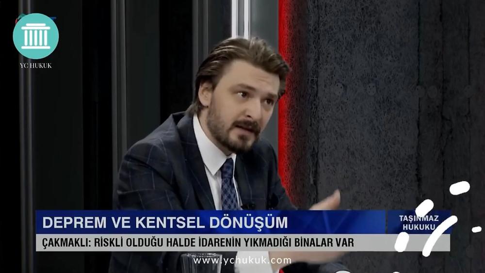 Avukat Serkan Çakmaklı ile KRT Tv 'de Taşınmaz Hukuku 1. Bölüm