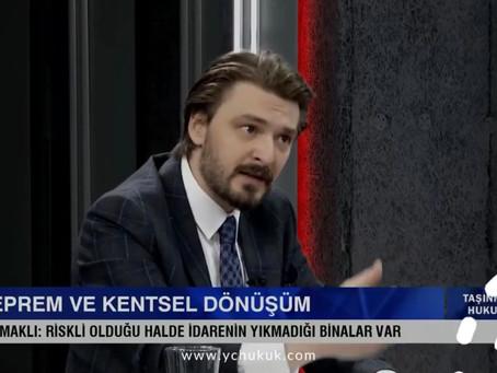 KRT TV - Taşınmaz Hukuku - 1.Bölüm