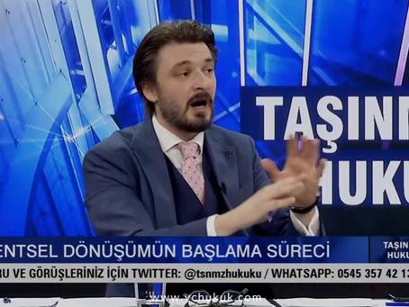 KRT TV - Taşınmaz Hukuku - Serkan Çakmaklı - 2. Bölüm