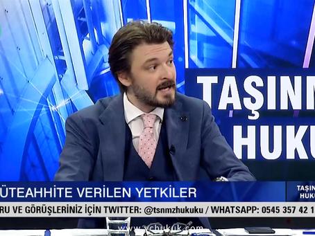 KRT TV - Taşınmaz Hukuku - Serkan Çakmaklı - 3. Bölüm
