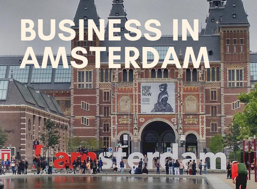 BUSINESS IN AMSTERDAM