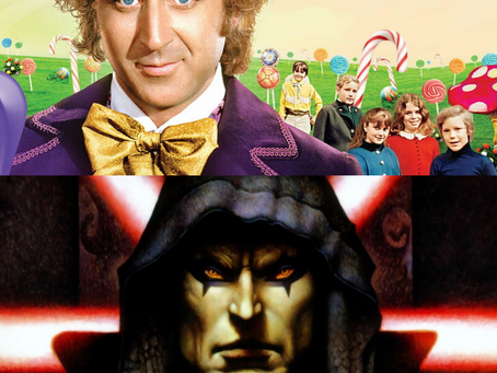 Willy Wonka and Darth Bane