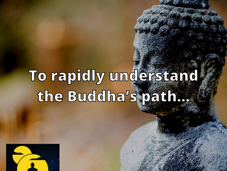 To rapidly understand...