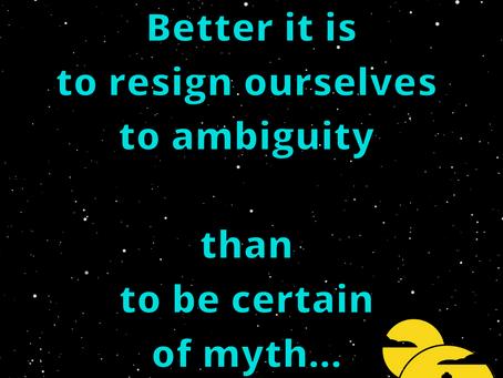 Ambiguity...