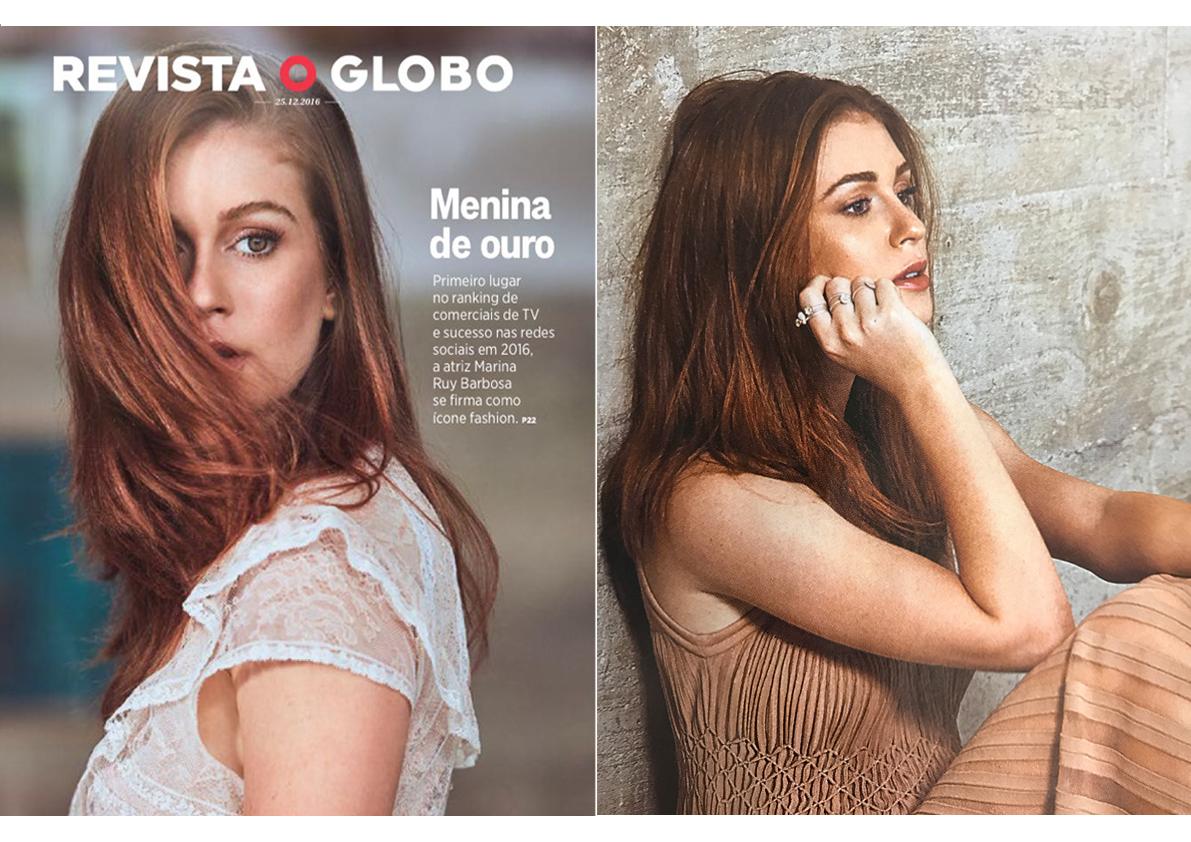 Revista O Globo | 2016