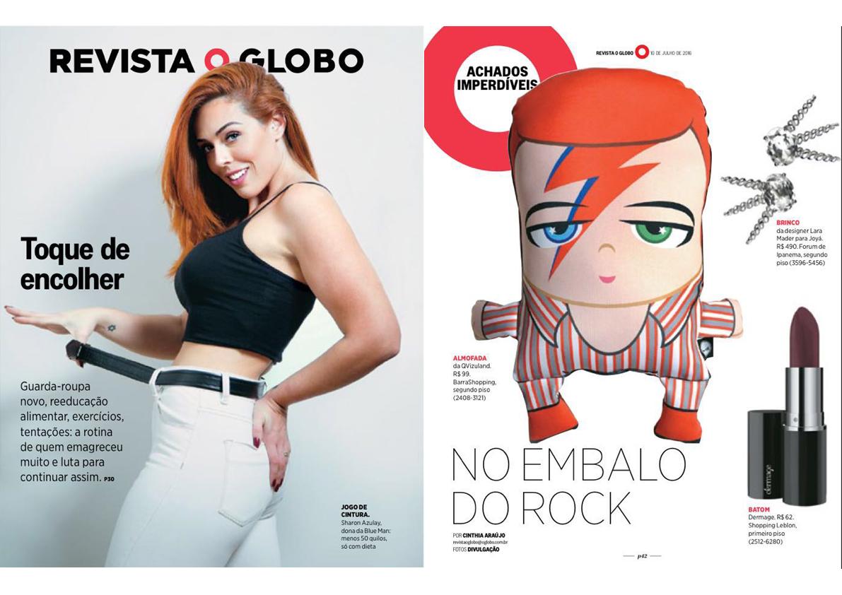 Revista O Globo, 2016
