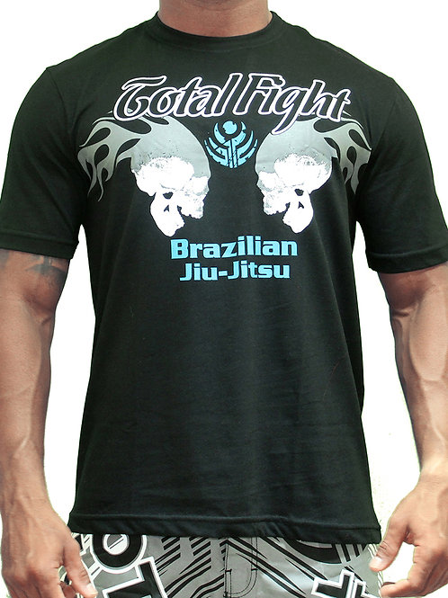Jiu-Jitsu Skull