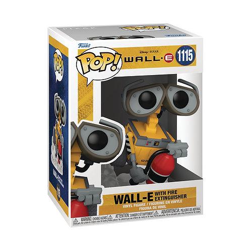FUNKO POP DISNEY WALL-E WALL-E W/ FIRE EXTINGUISHER VIN FIG