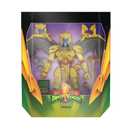 Super7 Power Rangers Ultimates Goldar Action Figure