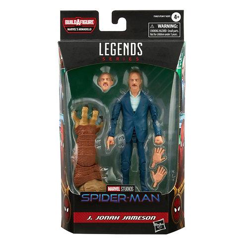 SPIDER-MAN MOVIE LEGENDS 6IN J JONAH JAMESON AF