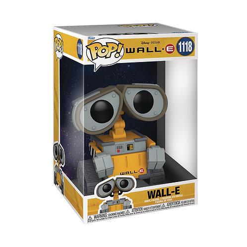 FUNKO POP JUMBO WALL-E 10IN FIG