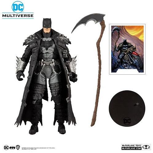 "DC Multiverse Figures - 7"" Scale Batman Death Metal"