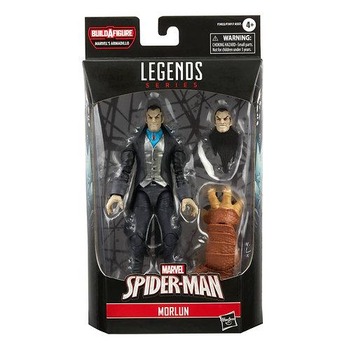 SPIDER-MAN MOVIE LEGENDS 6IN MORLUN AF