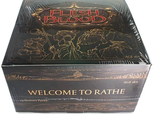 Flesh & Blood TCG: Welcome to Rathe UNL BST