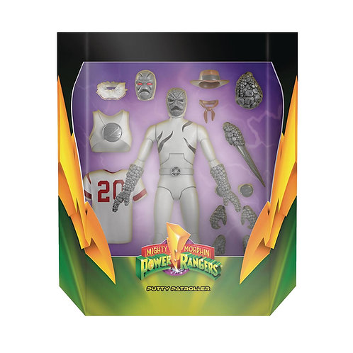 Super7 Power Rangers Ultimates Putty Patroller Action Figure