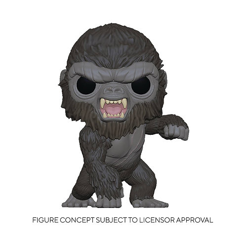 FUNKO POP MOVIES GODZILLA VS KONG 10IN KONG