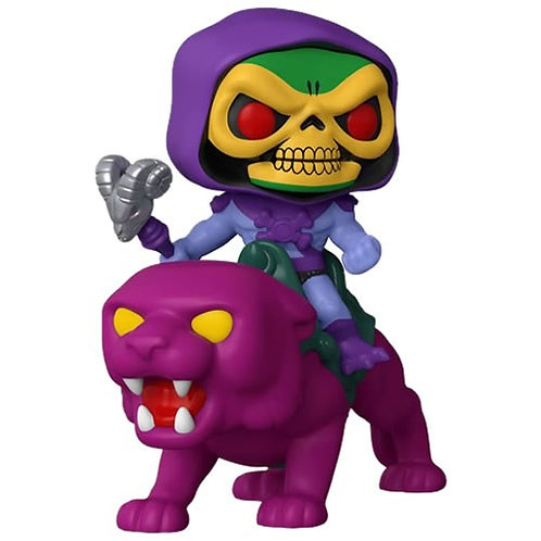Funko Pop-Masters of the Universe-Skeletor on Panthor