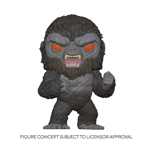 FUNKO POP MOVIES GODZILLA VS KONG BATTLE KONG VIN FIG