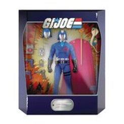 SUPER7 GI JOE ULTIMATES REAL AMERICAN HERO COBRA COMMANDER