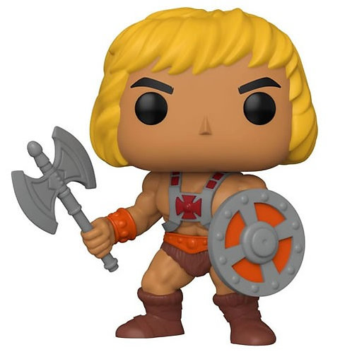 Funko Pop-Masters of the Universe-He Man 10""