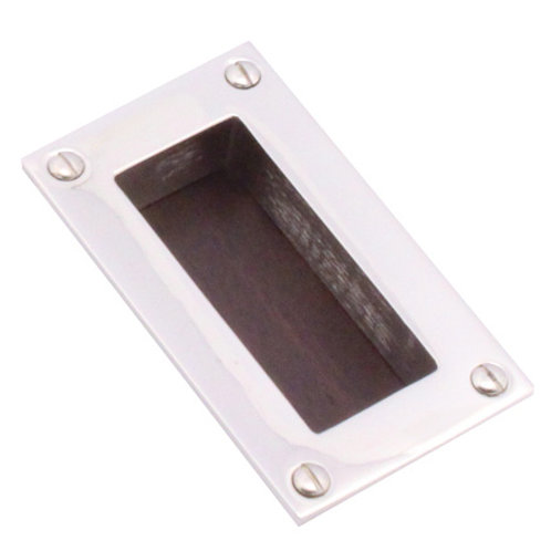 Flush Pull Handle - 76 x 42mm