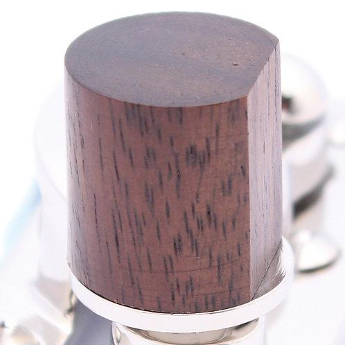 Claw type sash fastener cylinder