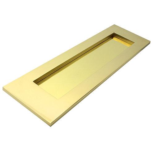 Letter plate - 33001