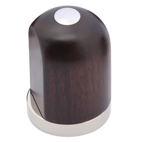 Mortice Knob - Dome with disc - 34237-PAIR