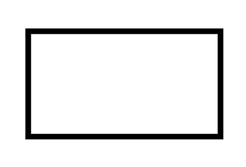 Twin blank plate - 89502
