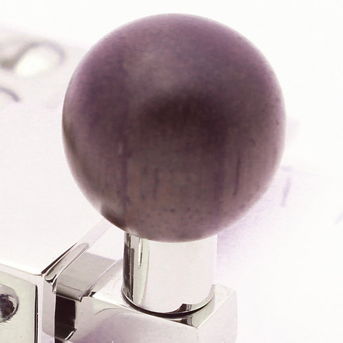 Straight arm type sash fastener